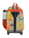 FLORAL TROLLEY BACKPACK