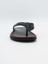 Cartago Black Grey Burgundy Slipper for Men