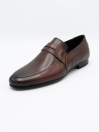 Antique Two tone penny Loafer Men's Shoe