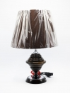 A Pair of Glowo Stylish Ceramic Table Lamp