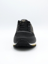 MEN'S RUNNING BLK-GOLD-MEN