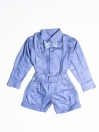 GALLACE SHORTS AND SHIRT SET FOR BOYS