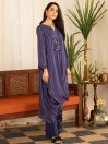 Jewel 2 Piece Stitched Suit For Women