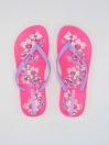 Ipanema Pink  Floral Soft Fem Flip-Flop