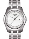 Tissot T-Classic Quartz Silver Dial Men's Watch