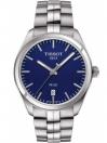 PR 100 Quartz Blue Dial Titanium Men's Watch