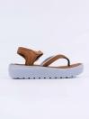 Tan Kito Sandal for Women - AX1W