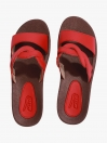 Red Kito Chappal for Women- UW7050