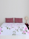 Fleurs Infusees Bed Sheet