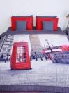 Retro Comforter Set