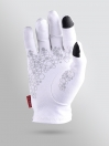 Men Smartphone Touchscreen & Driving Summer Gloves White 2 Pairs Pack