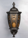 Metal Cage Outdoor Entrance Wall Light