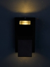 SQUARE LED OUTDOOR WALL LAMP