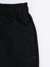 """Raw-Hem Jogger Short 10"""" Black"""