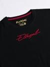 Cally Custom Fit Cotton Tee Shirt- Black