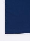 BORN TO CONQUER BLUE  CREW NECK T SHIRT