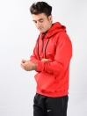 Red/Black Hooded Sweat Suits