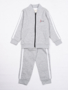 Kid's Sports Wear Track Suit Grey