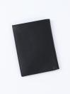 Executive Leather Passport Holder Black