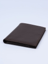Executive Leather Passport Holder Brown