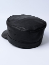 Men's Sheep Leather Warm Military Cap