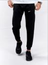 Men's Black Track  Jogging Trousers