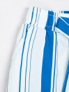 Girls' Relaxed Woven Trousers White