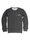 Big Boy Dark Grey Terry Sweatshirt