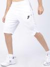 FIREOX Premium Shorts, White