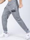 FIREOX Activewear Trouser, Grey, Black Stripes