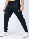 FIREOX Activewear Trouser, Plain Black