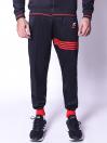 FIREOX Activewear Trouser, Red Black