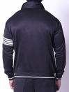 FIREOX Jacket, Black White, D3