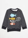FISH PRINTED SWEAT SHIRT FOR BOYS-10286