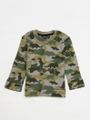CAMOUFLAGE SWEAT SHIRT FOR BOYS-10291