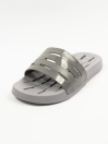 Grey Drainage Holes Quick Drying Bathroom Slippers
